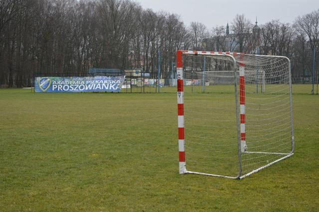 Obiekty MOSiR w Proszowicach