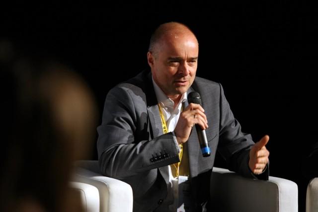Michał Bobowiec, były już członek zarządu województwa