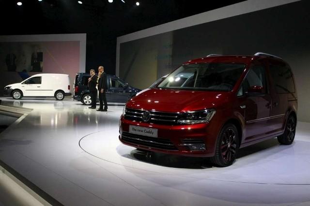 Światowa premiera VW Caddy w Poznaniu. Oto najnowszy model!