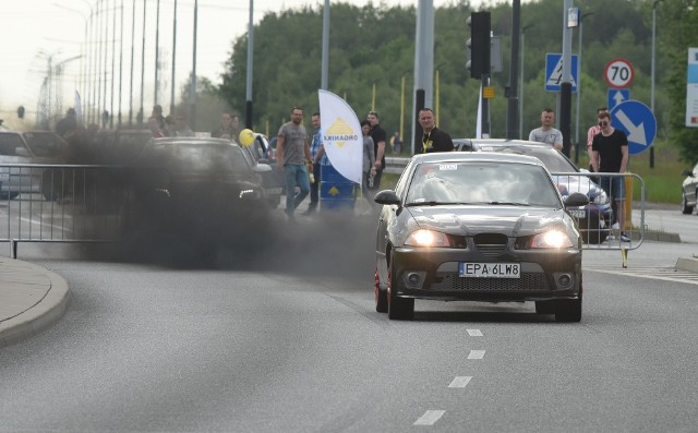 Kierowcy z Łodzi chcieliby toru do legalnych wyścigów na 1/4 mili