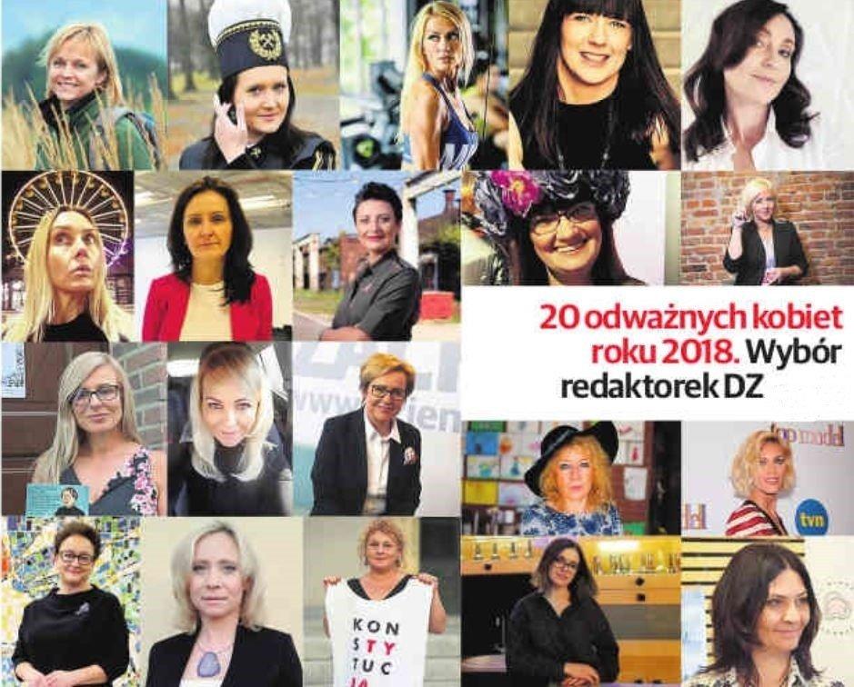 <strong>20 odważnych kobiet z woj. śląskiego. Przeglądaj galerię zdjęć dalej:</strong><br>