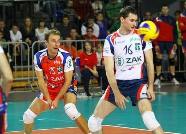 Piotr Gacek i Michał Ruciak.