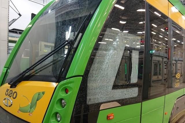 Do ostrzelania tramwaju doszło w Trzech Króli, 6 stycznia 2021, po godzinie 16