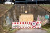 Białystok. Zamknięty tunel z Nowego Miasta na Zielone Wzgórza. PKP obiecuje nowy po remoncie torów. Na razie mieszkańcy nadkładają drogi