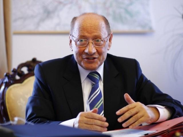 Tadeusz Ferenc, prezydent Rzeszowa.