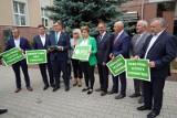 PSL-Koalicja Polska przedstawiła podlaskich kandydatów do Sejmu i Senatu