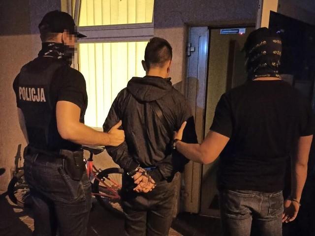 Nastolatek został zatrzymany, gdy był na przepustce z Młodzieżowego Ośrodka Wychowawczego. Teraz ponownie poniesie konsekwencje swojego zachowania