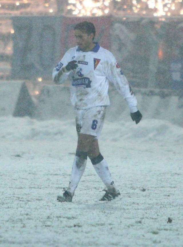Czy Claudio Milar nie potrafił się zaaklimatyzować w zimnej Polsce? Przekonamy się na początku stycznia.