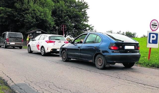 Wjazd na Równicę powinien być bezpłatny. Kasjer nie informuje, że patny jest tylko parking przy drodze.