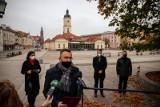 Białystok. Władze miasta podają dłoń przedsiębiorcom. Obniżyły czynsz za lokale miejskie. Ulżyły też sprzedawcom kwiatów