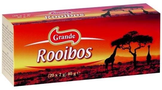 Klienci mogą zwrócić herbatę Grande Rooibos w dowolnym markecie Kaufland.