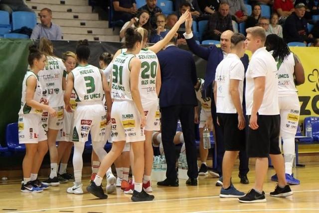 Koszykarkom Pszczółki nie wiedzie sie jak na razie w rozgrywkach Energa Basket Ligi Kobiet