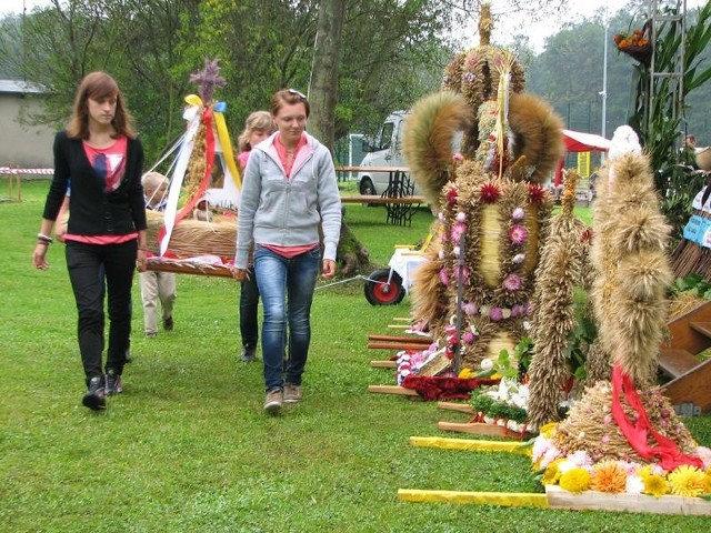 Festyn gminny i dożynki w Kalnicy