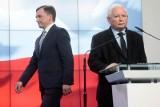 Sondaż: Polacy nie wierzą w rychły koniec konfliktu między Kaczyńskim a Ziobrą