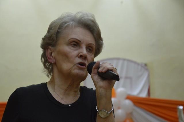 Doktor Anna Pankowska, ordynator oddziału dziecięcego w Centrum Leczenia Płuc i Rehabilitacji w Łodzi