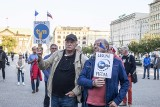 """Sejm zajmie się sprawą """"lex TVN"""". Protest w Poznaniu [ZDJĘCIA]"""