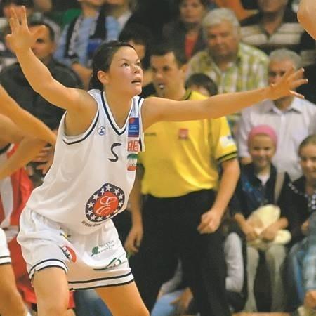 Anna Breitreiner poprowadziła w Rybniku akademiczki do szóstego triumfu z rzędu