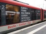 Pociągiem do Berlina za 79 złotych. Na pokładzie obejrzysz przedstawienie lub wystawę fotografii