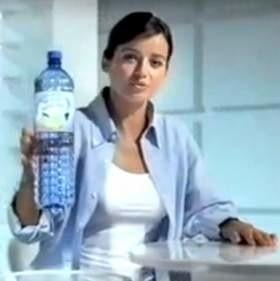 Reklama wody Veroni Mineral Fit, w której wystąpiła aktorka Anna Przybylska, wprowadzała konsumentów w błąd