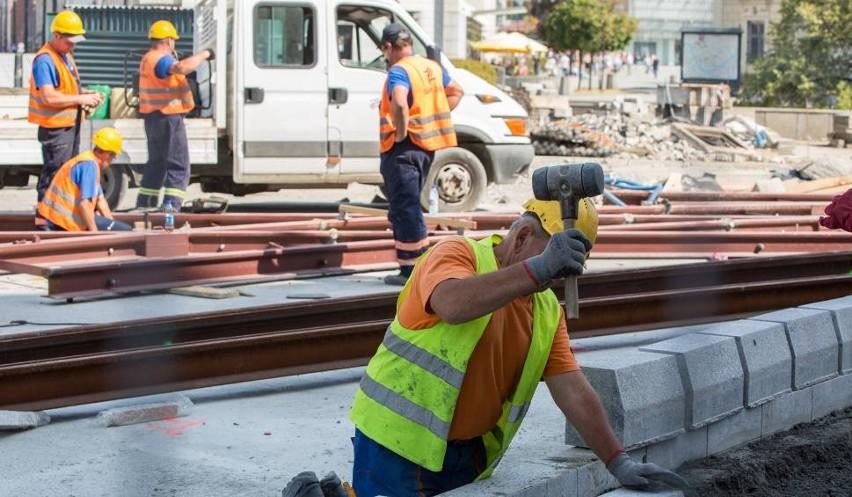 Największe szanse na znalezienie zatrudnienia w Grudziądzu i powiecie grudziądzkim mają pracownicy z branży budowlanej i remontowej