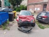 Wypadek na skrzyżowaniu ulic Zgierskiej i Limanowskiego. Dwie kobiety trafiły do szpitala! ZDJĘCIA