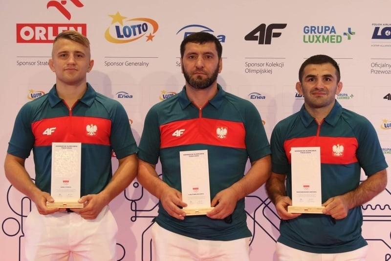 Czas na olimpijski występ Magomedmurada Gadżijewa, zapaśnika AKS Piotrków