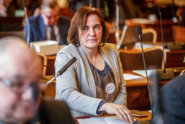 Radna Anna Kołakowska w lutym została skazana za blokowanie demonstracji w obronie praw mniejszości seksualnych w 2015 r., ale sąd odstąpił od wymierzenia jej kary