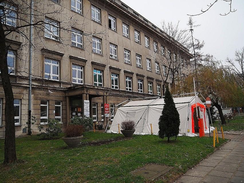 Ofiarą cyberataku ze strony hakerów padł szpital Pirogowa w...