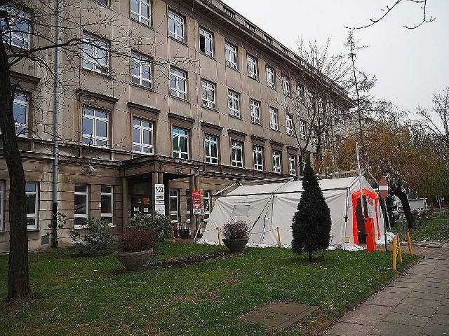 Ofiarą cyberataku ze strony hakerów padł szpital Pirogowa w centrum Łodzi
