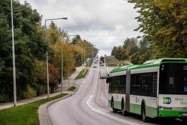Nadal nie wiadomo, kiedy rozpocznie się przebudowa ulicy Raginisa do granic Białegostoku