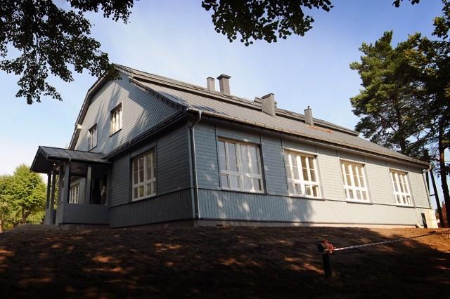 Dom Ludowy w Sokolu.