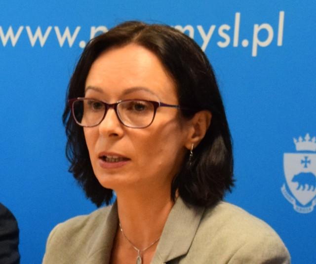 Lucyna Podhalicz zrzekła się mandatu radnego miejskiego Przemyśla.