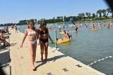 Wandale mocno dają się we znaki na kąpielisku w Wąsoszu. Niszczą co popadnie