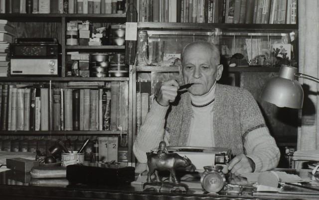 Alfred Szklarski był przez wiele lat związany z Katowicami