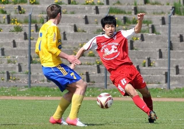 Tsubasa Nishi będzie występował przez najbliższy rok w Widzewie Łódź.