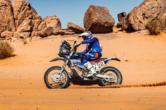 Przygoński wciąż blisko czołówki Rajdu Dakar. Dobra jazda Prokopa i Giemzy
