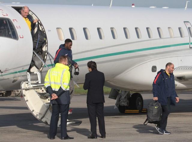 Piłkarze ręczni PSG wylądowali w Radomiu