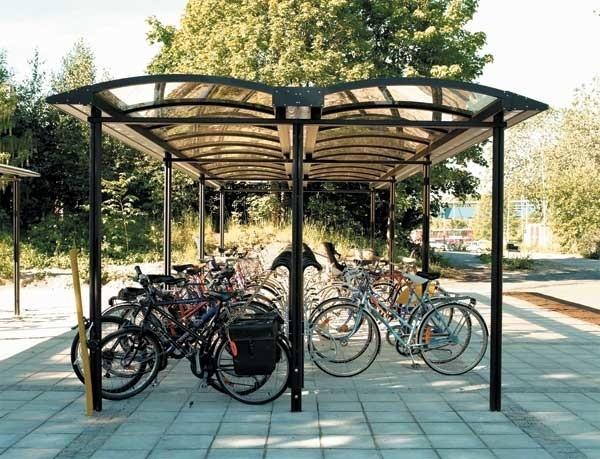 Stowarzyszenie Rowery.Rzeszow.pl chce zdobyć milion zł na stojaki rowerowe. Część z nich ma być zadaszona.