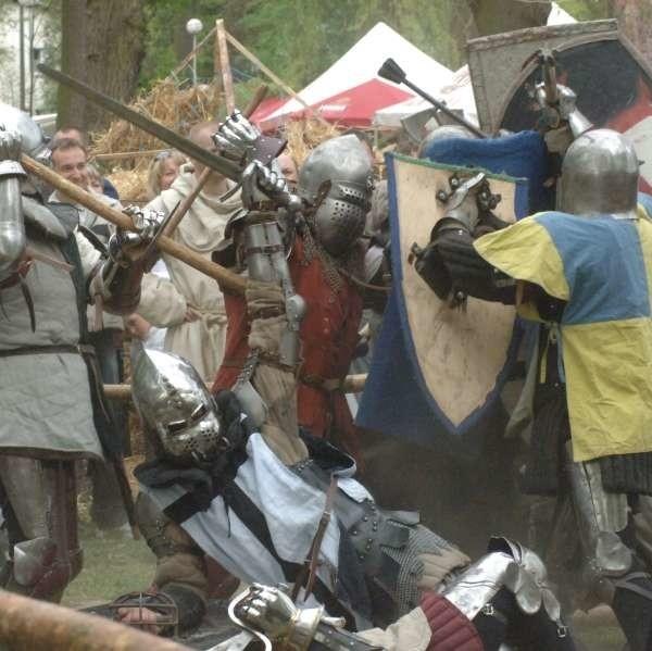 Turnieje rycerskie to już znak firmowy Byczyny.