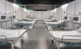 Szpital tymczasowy w halach Amber Expo w Gdańsku na początku lutego będzie gotowy na przyjęcie pierwszych pacjentów
