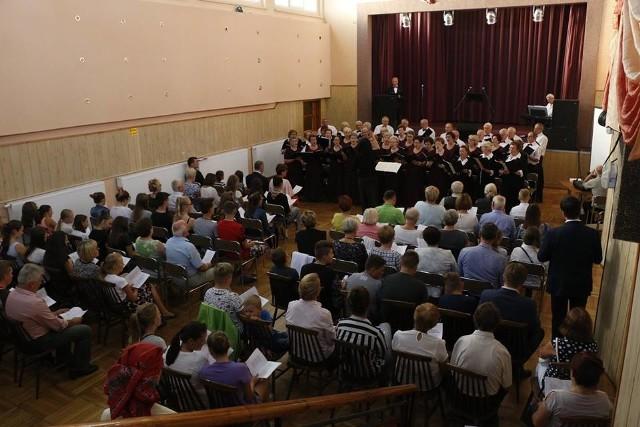 Koncert Niepodległy Śląsk  odbył się w strzebińskim Domu Kultury