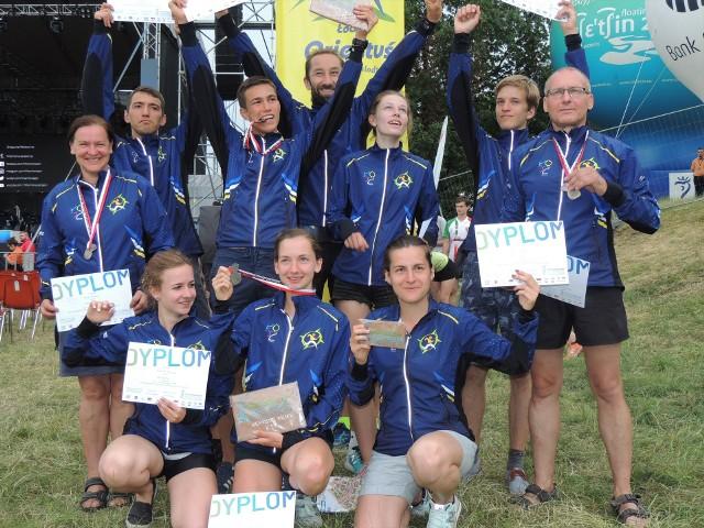 Nasi medaliści