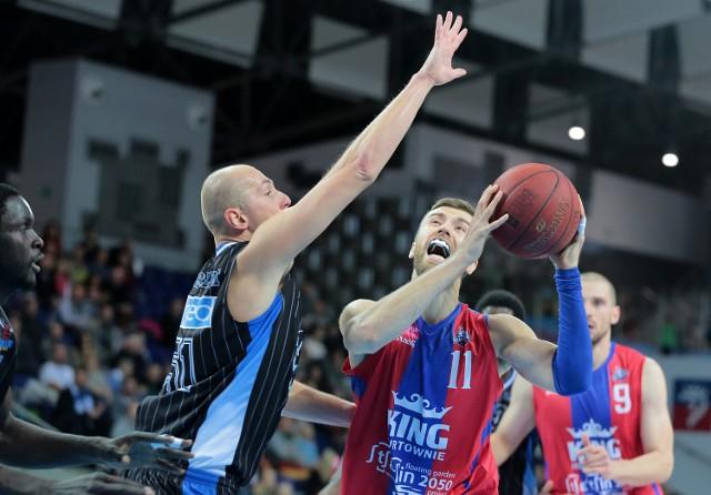 Paweł Kikowski zdobył 15 punktów i miał 6 asyst.
