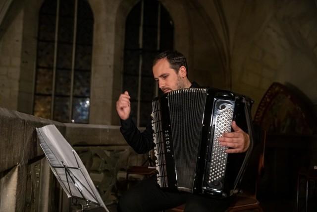 Koncertem w kościele św. Katarzyny Aleksandryjskiej rozpoczął się w niedzielę V Krakowski Festiwal Akordeonowy