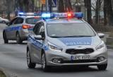 Wypadek na drodze krajowej nr 27 między Żarami a Nowogrodem Bobrzańskim. Zderzyły się dwa samochody, trzy osoby poszkodowane