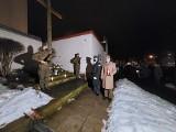Sandomierz upamiętnił 158. rocznicę wybuchu Powstania Styczniowego. Kwiaty i znicze na grobach powstańców