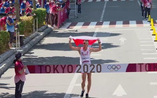 Dawid Tomala mistrzem olimpijskim!