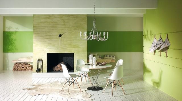 Aranżacja wnętrza w stylu kolorystycznym Eco-designTrend ten jest nieco nostalgiczną koncepcją, budującą romantyczną przestrzeń teraźniejszości.