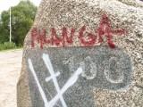 Litewskie pomniki znieważone. Jest śledztwo, nie ma sprawców
