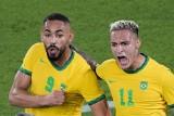 Tokio 2020. W piłce nożnej złoto dla Brazylii. Zwycięski finał z Hiszpanią po dogrywce